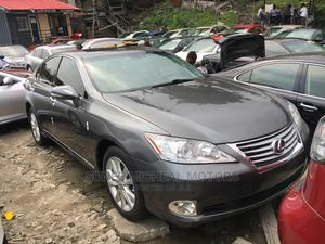 Lexus ES 2012 Gray   Cars for sale in Lagos State, Amuwo-Odofin