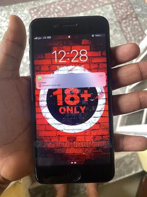 Apple iPhone 7 Plus 256 GB Black   Mobile Phones for sale in Lagos State, Maryland