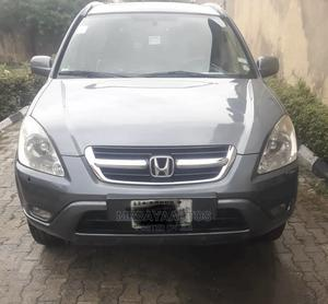 Honda CR-V 2004 EX 4WD Automatic Gray   Cars for sale in Lagos State, Lekki