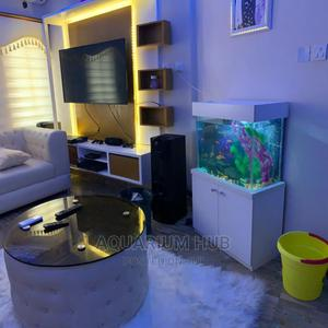 2fr Standing Aquarium   Fish for sale in Lagos State, Ogba