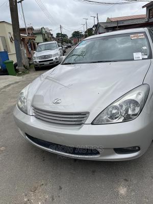 Lexus ES 2004 330 Sedan Silver | Cars for sale in Lagos State, Surulere