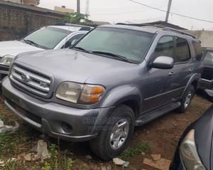 Toyota Sequoia 2002 Gray | Cars for sale in Oyo State, Egbeda