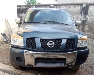 Nissan Armada 2004 4x4 SE Green   Cars for sale in Oyo State, Ibadan
