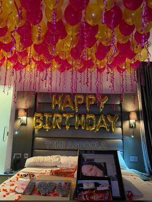 Birthday Balloon Decoration | Party, Catering & Event Services for sale in Lagos State, Ikeja