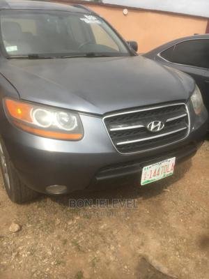 Hyundai Santa Fe 2009 2.2 CRDi 4WD Automatic Blue | Cars for sale in Lagos State, Alimosho