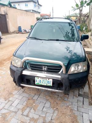 Honda CR-V 2000 Green | Cars for sale in Lagos State, Alimosho