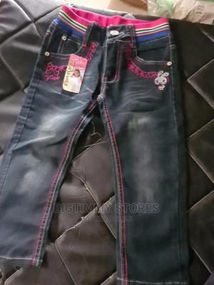 Girls Jeans   Children's Clothing for sale in Lagos State, Ifako-Ijaiye
