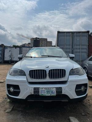 BMW X6 2009 xDrive 35i White   Cars for sale in Abuja (FCT) State, Wuse