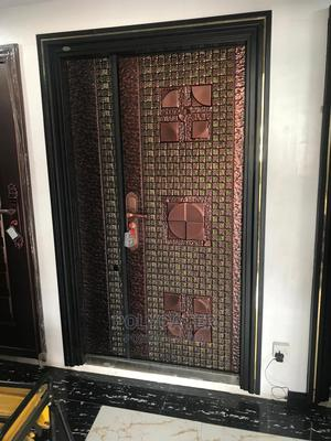 4ft Quality German Casted Copper Security Door.   Doors for sale in Lagos State, Orile