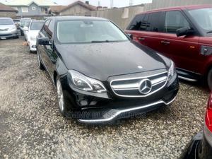 Mercedes-Benz E350 2012 Black | Cars for sale in Lagos State, Ojodu