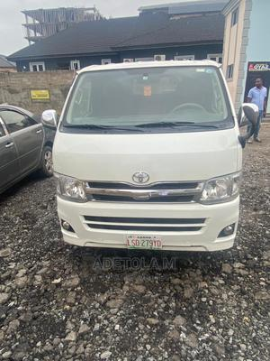 Toyota Hilux 2011 White | Buses & Microbuses for sale in Oyo State, Ibadan