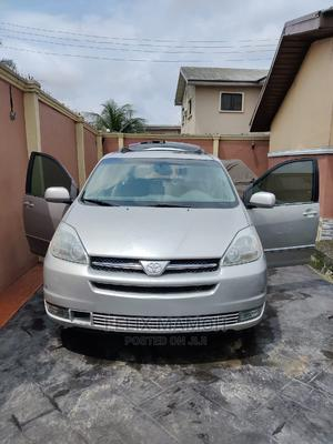 Toyota Sienna 2004 Silver   Cars for sale in Rivers State, Obio-Akpor