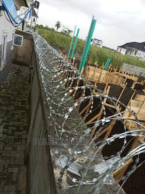 Security Fencing; Galvanized Barb Wire | Building & Trades Services for sale in Osun State, Osogbo