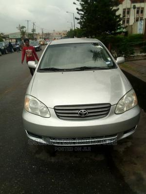 Toyota Corolla 2004 Silver   Cars for sale in Lagos State, Ikeja