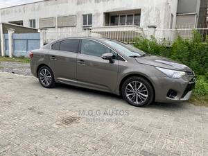 Toyota Avensis 2018 Green | Cars for sale in Lagos State, Lekki