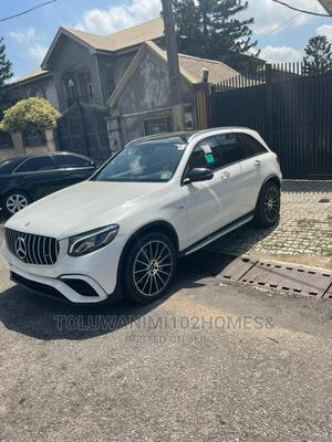 Mercedes-Benz GLC-Class 2017 White   Cars for sale in Lagos State, Ifako-Ijaiye