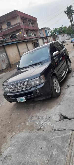 Land Rover Range Rover Sport 2007 4.2 V8 SC Black | Cars for sale in Lagos State, Ojo
