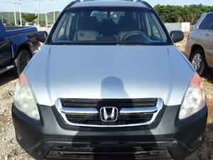 Honda CR-V 2005 Silver | Cars for sale in Abuja (FCT) State, Katampe