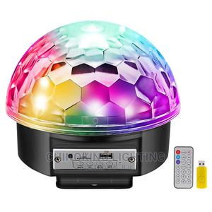 Disco Ball Party Light   Stage Lighting & Effects for sale in Lagos State, Ojo