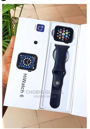 T500+ Pro Series 6 Smart Watch | Smart Watches & Trackers for sale in Rivers State, Port-Harcourt