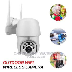 1080P HD Ptz Wifi Wireless IP Camera | Security & Surveillance for sale in Lagos State, Ikeja