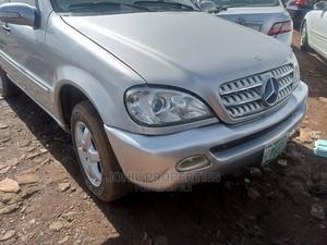 Mercedes-Benz M Class 2004 ML 350 Silver   Cars for sale in Imo State, Owerri
