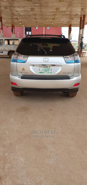 Lexus RX 2007 350 4x4 Silver | Cars for sale in Imo State, Owerri