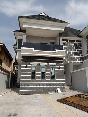 Furnished 4bdrm Duplex in Estate Oko Oba Close for Sale | Houses & Apartments For Sale for sale in Agege, New Oko Oba