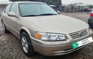 Toyota Camry 1999 Automatic Gold | Cars for sale in Abuja (FCT) State, Nyanya