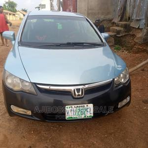 Honda Civic 2008 1.4i Sport Blue | Cars for sale in Osun State, Ilesa