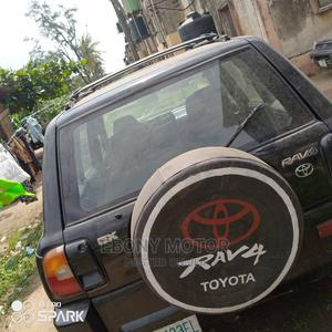 Toyota RAV4 1999 Black   Cars for sale in Lagos State, Ifako-Ijaiye