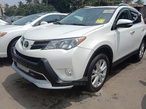 Toyota RAV4 2013 White | Cars for sale in Lagos State, Apapa