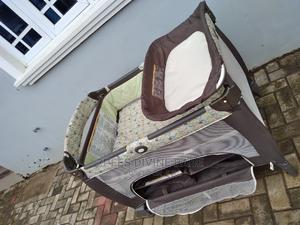 Very Strong and Unique Graco Baby Cot. Is Up and Down | Children's Furniture for sale in Abuja (FCT) State, Lugbe District