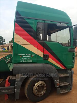 Tokunbo Man Diesel Trailer Long Chasis 10tyres   Trucks & Trailers for sale in Lagos State, Ikorodu