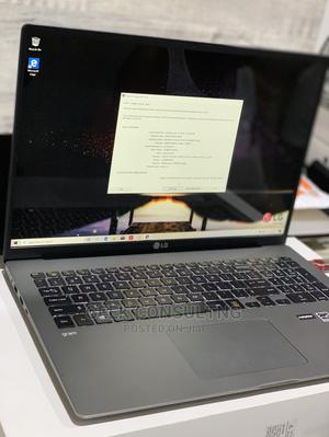 New Laptop LG Gram 15.6 16GB Intel Core I7 SSD 512GB | Laptops & Computers for sale in Lagos State, Ikeja