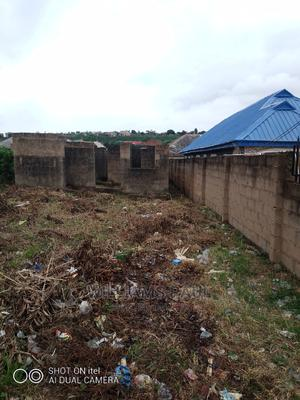 Half Plot of Land With 3 Bedroom Flat All Ensuit | Land & Plots For Sale for sale in Ogun State, Ifo