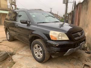 Honda Pilot 2003 Black | Cars for sale in Lagos State, Ikeja