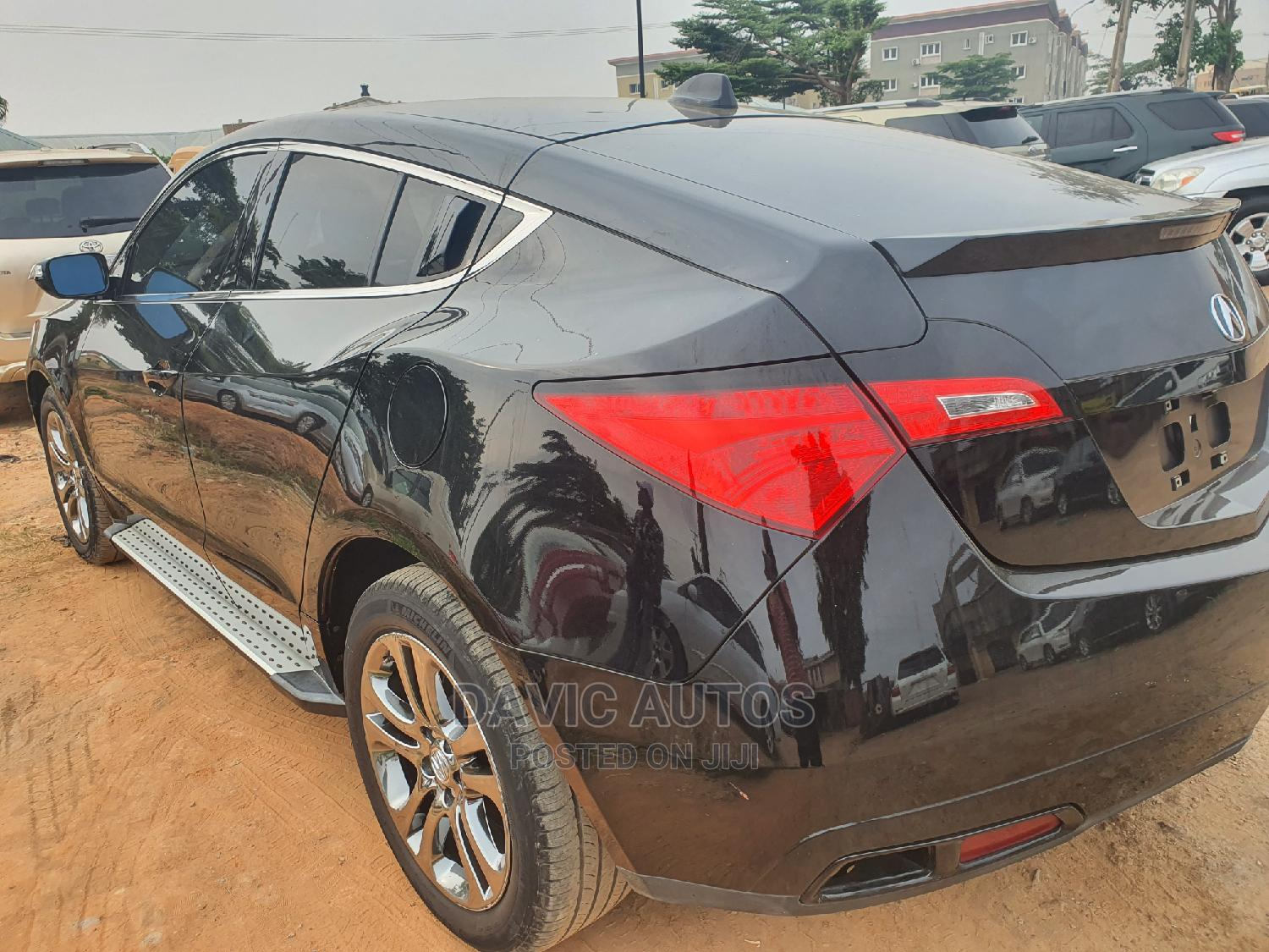 Acura ZDX 2010 Base AWD Black | Cars for sale in Alimosho, Lagos State, Nigeria