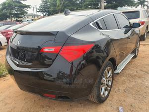 Acura ZDX 2010 Base AWD Black | Cars for sale in Lagos State, Alimosho