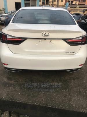 Lexus GS 2017 350 White | Cars for sale in Lagos State, Ikeja
