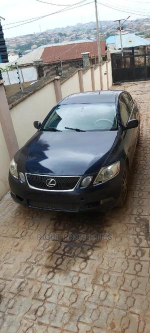 Lexus GS 2007 350 Blue | Cars for sale in Lagos State, Abule Egba