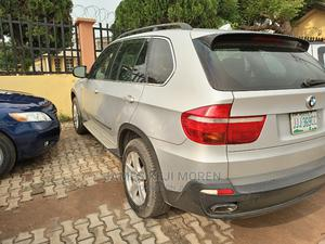 BMW X5 2008 4.8i Silver | Cars for sale in Lagos State, Ikeja