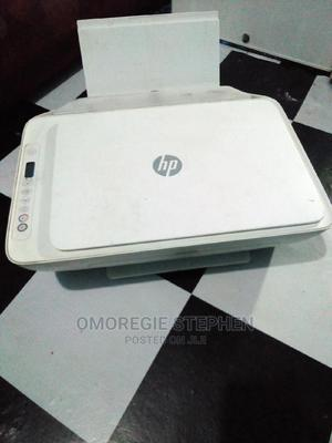 Neatly Used Hp 3 in 1 Printer and Scanner 2600 Series   Printers & Scanners for sale in Edo State, Benin City