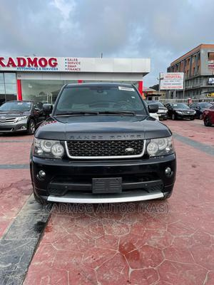 Land Rover Range Rover 2012 Black | Cars for sale in Lagos State, Lekki