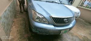 Lexus RX 2008 350 AWD Blue | Cars for sale in Edo State, Benin City