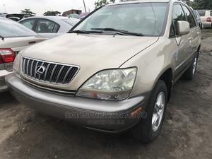 Lexus RX 2003 300 4WD Gold | Cars for sale in Lagos State, Apapa