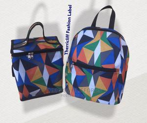 School Bag and Lunch Box   Bags for sale in Rivers State, Port-Harcourt