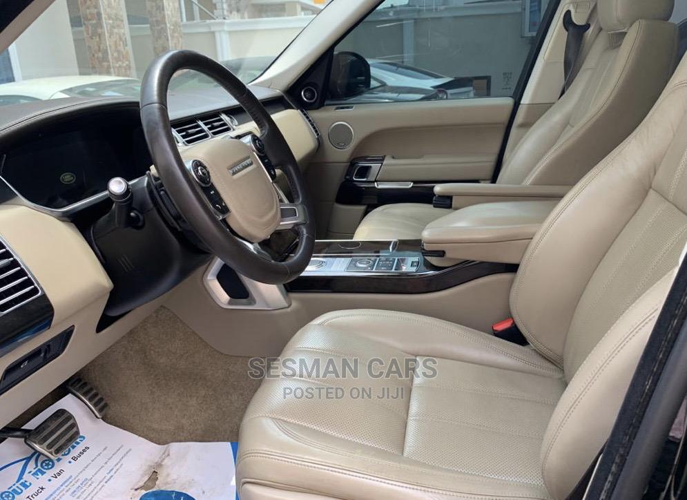 Land Rover Range Rover Vogue 2014 Black | Cars for sale in Ikeja, Lagos State, Nigeria