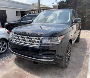 Land Rover Range Rover Vogue 2014 Black | Cars for sale in Lagos State, Ikeja