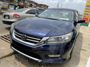 Honda Accord 2013 Blue   Cars for sale in Lagos State, Ikeja